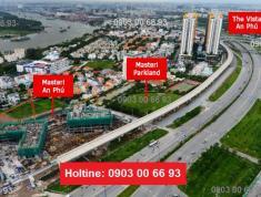 Cơ hội đầu tư cực tốt cho Quý khách hàng với dự án mới của Masteri ở An Phú, quận 2.