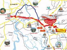 Đất Nền Gía Rẻ Sân Bay Long Thành 2.4 tr/ 1m2 Lợi Nhuận Tối Thiểu 30%/12 tháng