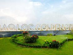 BẢO LỘC GOLDEN CITY ĐẤT NỀN 100% THỔ CƯ. SỔ HỒNG TRAO TAY XÂY NGAY NHÀ ĐẸP.
