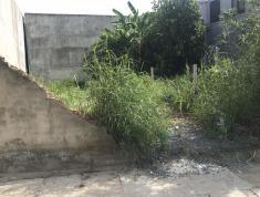Cần bán 100m2 đất vườn , SHR .ngã tư hiệp phước- nhà bè .