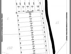 Chính chủ cần bán gấp lô mặt tiền đường nhựa, đường 105B xã Long Phước TP Bà Rịa