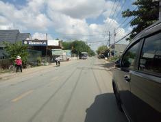 Cần bán đất chợ Bình Chánh 6x25m,  mặt tiền đường Hoàng Phan Thái