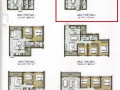 Cần bán căn 2PN Palm Heights, T2.11.01, view hồ bơi, giá 3,4 tỷ. Lh Vy 0332040992