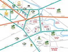 Vốn đầu tư chỉ cần thanh toán 680 triệu - Golden City giai đoạn F1, thách thức mọi dự án an cư tại