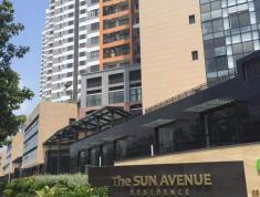 Cho thuê căn hộ The Sun Avenue - officetel 38m2 giá cho thuê 8tr/tháng (bao phí).Lh 0918860304