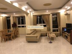 Bán chung cư Petroland Quận 2, căn góc 149m2, 3pn,3wc, tặng NT cao cấp. sổ hồng. Lh 0918860304