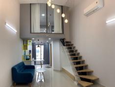 Cho thuê căn hộ 1 phòng ngủ có lững, đầy đủ NT, gần điện máy Nguyễn Kim. Lh 0918860304