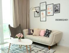 Cho thuê căn hộ cao cấp Sadora khu đô thị Sala Đại Quang Minh, 2 phòng ngủ, full NT, giá 18 triệu/tháng. LH 0938602451.