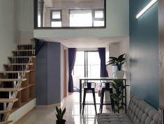 Bán căn hộ officetel La Astoria 3, view Q1, sàn 30m2, 1pn, tặng NT. Giá 1,570 tỷ. Lh 0918860304