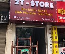 Do chuyển cửa hàng nên mình cần sang nhượng mặt bằng tại 2d6 Khâm Thiên, Đống Đa, Hà Nội
