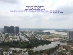 Thanh toán 3 tỷ 50 triệu nhận ngay CH The Sun Avenue 2PN - 76m2 - View sông