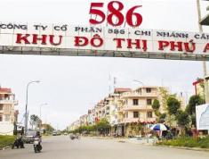 Bán nền Đường Cao Minh Lộc (10) thuộc KDC 586, P. Phú Thứ, Q. Cái Răng, Tp. Cần Thơ