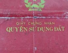 Bán đất tại khu tái định cư xã Hòa Bắc- Hòa Vang- Đà Nẵng