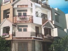 Bán ngôi nhà rất  đẹp Trần Văn Đang Quận 3, 7,5m x 8,5m 3 tầng chỉ 6,5 tỷ.