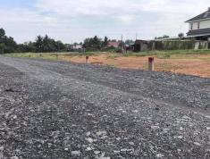 Bán đất gấp đức hòa long an - 100m2 giá hạt de- ngay chợ tiện kinh doanh