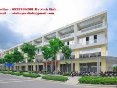 Bán nhanh Shophouse Nguyễn Cơ Thạch hướng Đông Bắc, giá bán 75 tỷ, rẻ hơn TT vài tỷ
