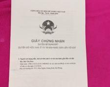 Chính chủ cần bán lô đất ở tổ 13, phường Hòa Nghĩa, Quận Dương Kinh, thành phố Hải Phòng