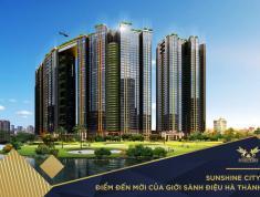Căn 3 Phòng ngủ 98m2 BC view cầu Nhật Tân tại Sunshine City chỉ từ 3,3 tỷ, LH: 09868 57 358