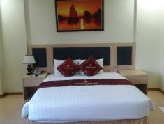 Cho thuê khách sạn 23 phòng mặt đường lê thái tổ ,bắc ninh .giá 45 triệu / tháng