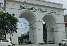 Bán lô đất biệt thự thuộc Khu đô thị Khai Sơn City, Xuân Lâm, Thuận Thành, Bắc Ninh