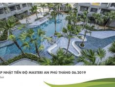 Cần bán  căn hộ 2PN mã căn B11 Masteri An Phú, giá 3.75 tỷ,nhận nhà ở ngay. LH: Vy 0332040992