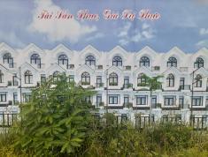Đất nền nhà phố mặt tiền đường Dương Đình Cúc- Bình Chánh , SHR . LH: 0909.499.684