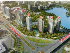 Bán căn hộ chung cư C31209 dự án D'.CAPITALE đường Trần Duy Hưng (đối diện Big C)
