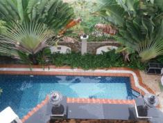 Cho Thuê Villa sân vườn, hồ bơi 670m2 Thảo Điền - Giá 7000 Usd/ tháng
