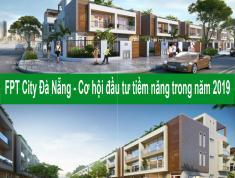 Fpt city - Chỉ 3 tỷ 95 - sở hữu ngay 180m Hướng Nam - 1 lô duy nhất 1