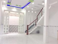 Bán nhà mới 1 lầu gần mặt tiền đường Phạm Thế Hiển P7 Quận 8 - DT:52m2 - 3.7 Tỷ