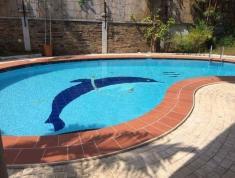 Cho thuê Villa Khu Holm Thảo Điền 500m2, 5 phòng ngủ - Giá 8500 usd/ tháng