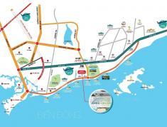 Đất Nền Hồ Tràm - Giá 900tr/ lô - Sổ Riêng - Cạnh Casino LH: 096.2222.816