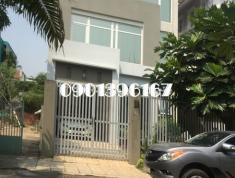 Cho thuê Villa căn góc, gồm 2 sàn VP, Bình An, Quận 2. Gía thuê: 36TR/TH