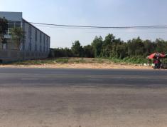 Bán gấp đất mặt tiền đường Nguyễn Thị Lắng thuộc xã Tân Phú Trung, Củ Chi.