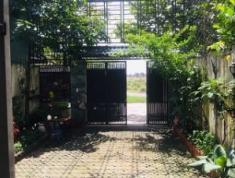 Chính Chủ Cần Thanh Lý Gấp Nhà Vườn Ven Sông ( KDC Vĩnh Phú 2 )