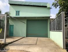 Chính chủ cho thuê kho mặt tiền đường liên ấp 2,3, xã Đa Phước, huyện Bình Chánh, Tp. Hồ Chí Minh