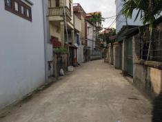 Chính chủ bán 50m2 đất thổ cư 3 mặt thoáng,nở hậu tại Đông Dư, Gia Lâm, đường ô tô vào nhà