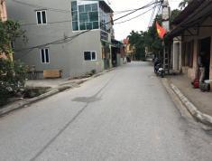 Bán 45m2 đất thổ cư tại Đông Dư, Gia Lâm, Hà Nội, đường ô tô tải thông