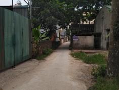 Bán nhanh ô đất nhỏ ở Văn Trì, Minh Khai giá 1110 triệu