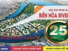 Đất Hiệp Hòa, Biên Hòa chỉ 25tr/m2 hỗ trợ vay 70% quà tặng xe ô tô xe SH 150i