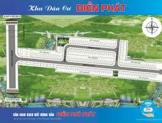 Bán đất khu dân cư Điền Phát, ngay sau VISIP 1