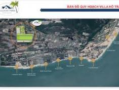 Đất nền golf view Villa Hồ Tràm - diện tích 500m2 - 3,8 triệu/m2