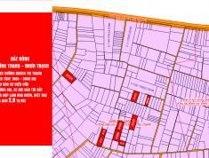 Đất giá sốc Vĩnh Thanh Nhơn Trạch 2tr8 một MÉT đường xe hơi vào tận đất