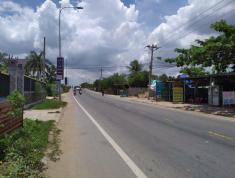 Đất chính chủ MT tỉnh lộ 8, trung tâm thị trấn Củ Chi.380tr