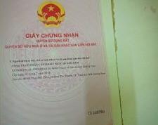 Cần Bán Lô Đất Khu Đô Thị Số 9 Phường Điện Ngọc , Huyện Điện Bàn , Quảng Nam