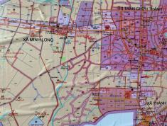 Bán đất Chơn Thành đường nhựa liên xã diện tích 275m2, giá chỉ 520tr