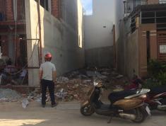 Chính chủ cần bán lô đất diện tích 75,2m2 (4,2 x 18,5) trên đường TTN02, phường Tân Thới Nhất,