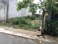 Đất nền MT đường 17m vườn thơm , Bình Lợi dt 106m2, sổ riêng