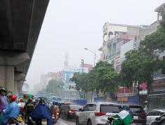 Mặt phố Quang Trung_vị trí vàng kinh doanh_vỉa hè siêu to_oto 10 làn