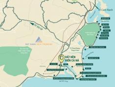Mở Bán Đất Nền Sổ Đỏ Biển Cà Ná, Tiện Ích Đẳng Cấp Ngay Tại Trung Tâm Cà Ná - Ninh Thuận
